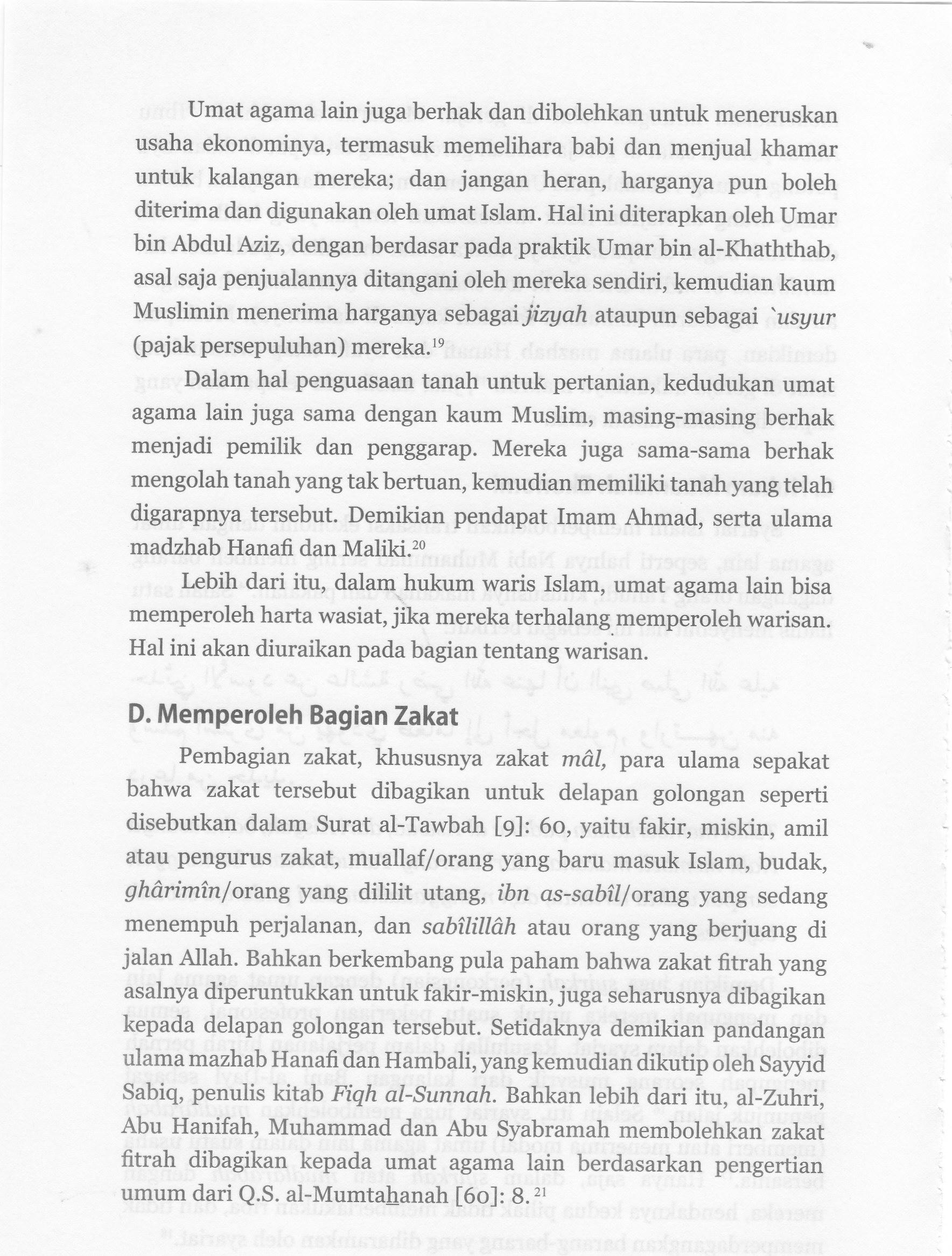 Ahlu Kitab   Islam-Rahmah.com