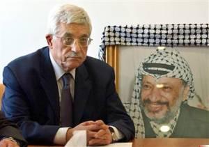 Mahmoud-Abbas Presiden Palestina,  Pimpinan PLO pengganti Arafat