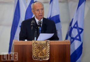 Yitzhak Rabin, PM Israel yg menerima Peta Jalan Damai Israel-Palestina, terbunuh pada tahun 1995