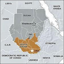 Kini Sudan terbelah dua, Sudan Utara dan Sudan Selatan yang baru merdeka